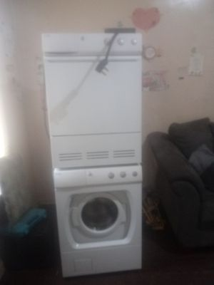 Stackable electric washer and dryer 300 or best offer for Sale in Detroit, MI