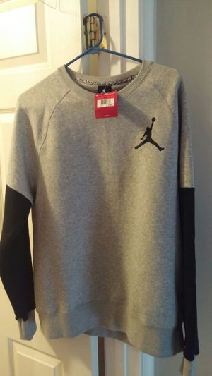 New Jordan sweater large for Sale in Manassas, VA