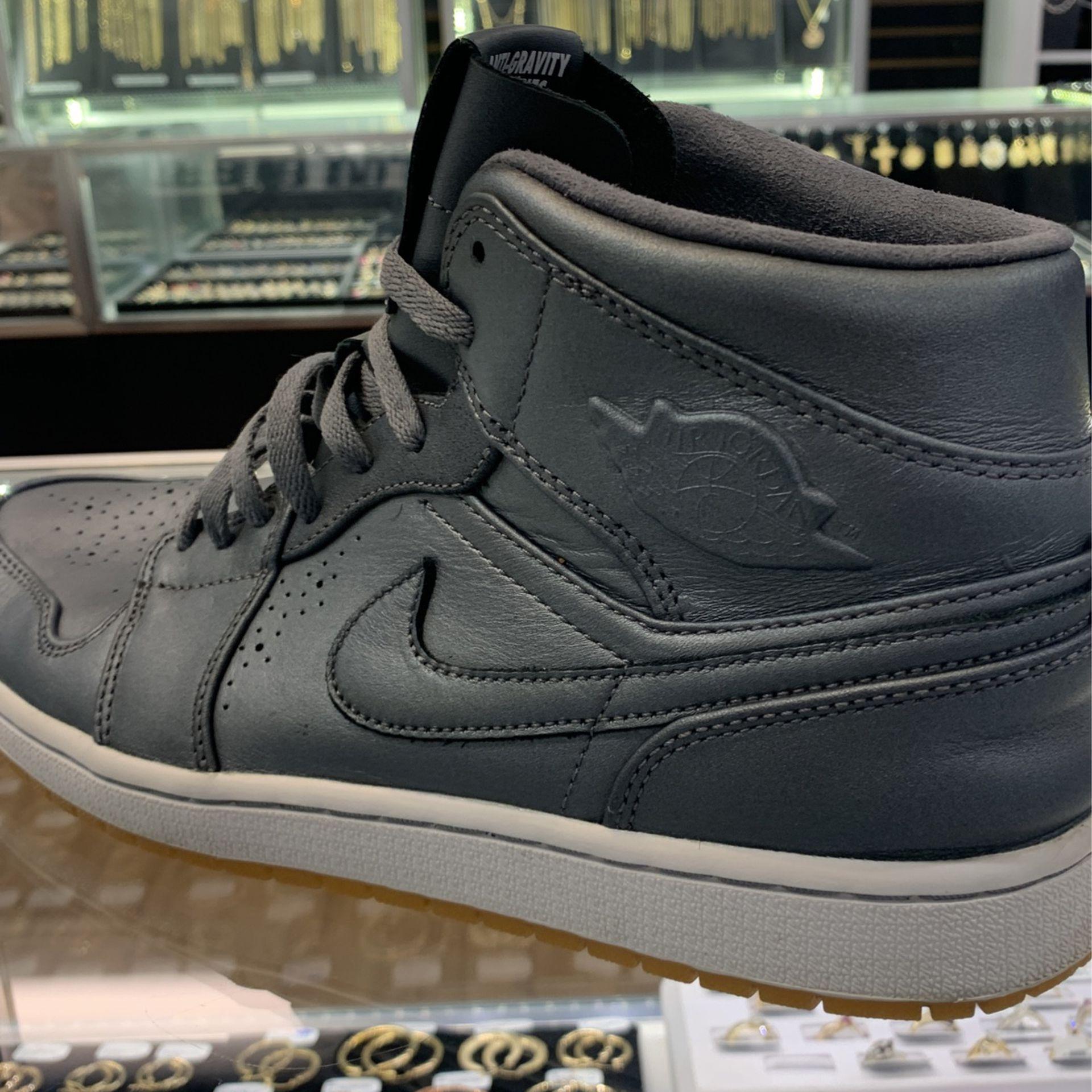 Jordan 1 Mid Nouveau Shoes 131932-1