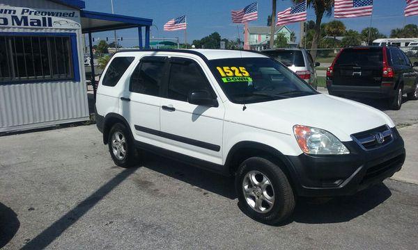 2002 Honda Crv For Sale >> 2002 Honda Crv 1500 Down For Sale In Fort Pierce Fl Offerup