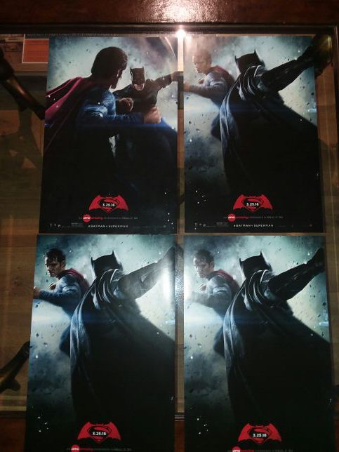 4 Collectible Bvs Amc Posters For Sale In Brandon Fl Offerup