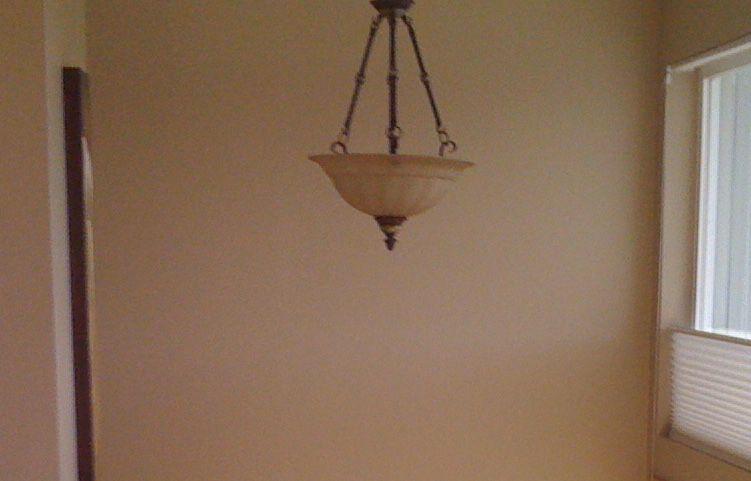 Ceiling light/ chandelier- West Seattle