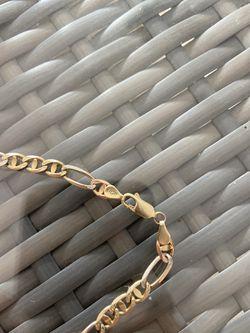 14k Gold Necklace Thumbnail
