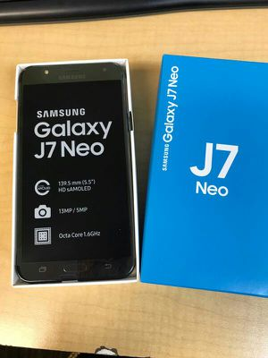 Samsung Galaxy latest j7 neo sealed box with 1 year samsung warranty. for Sale in Beltsville, MD