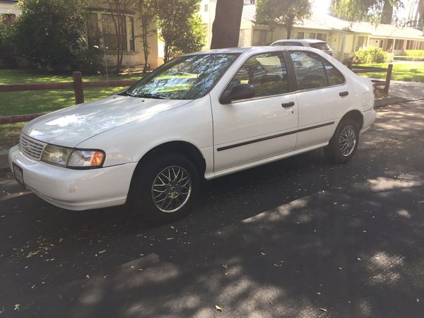 1996 Nissan Sentra Gxe Runs Exellent Need Cash For In Los Angeles Ca Offerup
