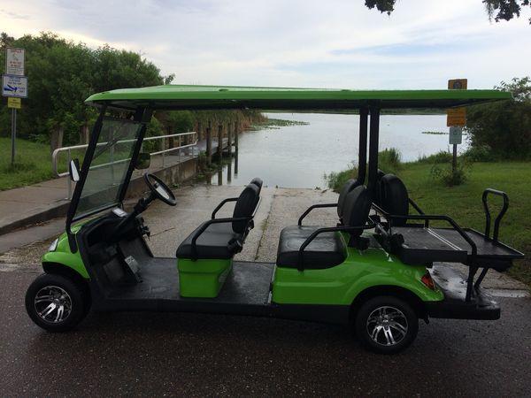 2018 Smart Cart Golf Lsv