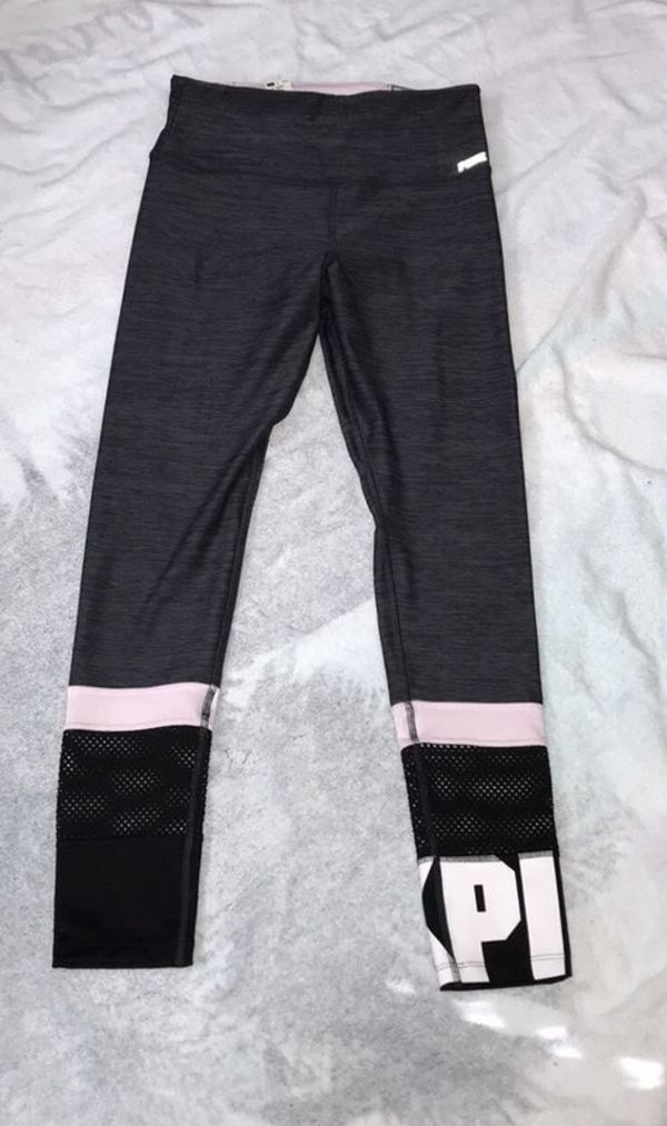 9106e200bb1d45 new in package victoria's secret pink ultimate leggings $40 for Sale ...