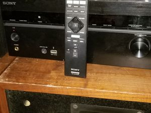 Sony stdr-750 con bosinas/with speakers for Sale in Washington, DC