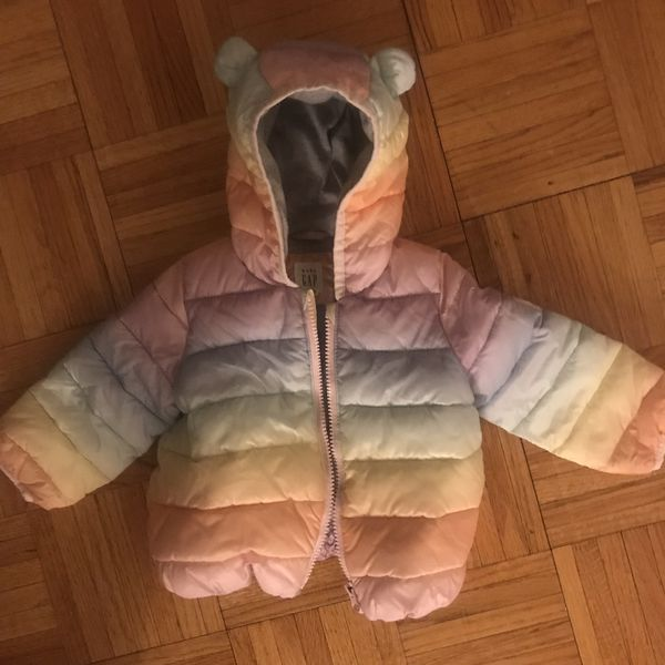 ab9b27061e262 Baby Gap Puffer Jacket - 12-18 months for Sale in New York