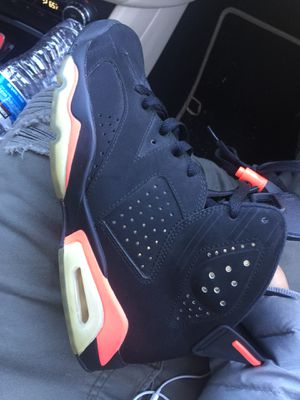 Jordan 6s infared size 8 for Sale in Woodbridge, VA