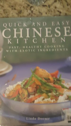 Chinese Cookbook for Sale in Falls Church, VA