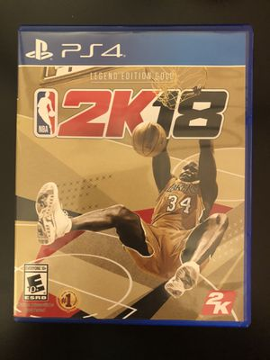 NBA 2K18 for Sale in Germantown, MD