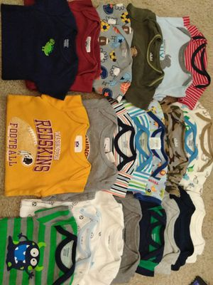 0-3 months baby clothing for Sale in Leesburg, VA