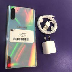 Samsung Galaxy Note 10 unlocked store warranty  Thumbnail