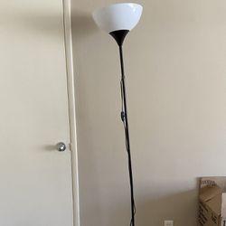 Ikea Not floor lamp with Bulb Thumbnail