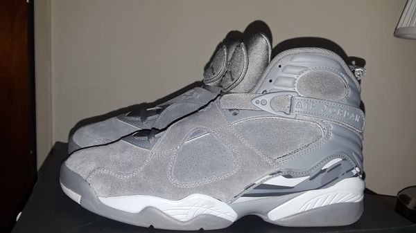 40b05d6c64d Jordan Cool Grey 8s for Sale in Castro Valley, CA - OfferUp