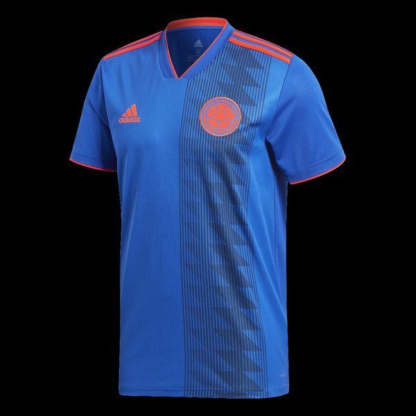 check out c4089 679c8 Colombia 18/19 Away soccer jersey