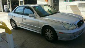 2003 Hyundai Sonata 4 doors Auto Leather 123 k miles for Sale in Falls Church, VA