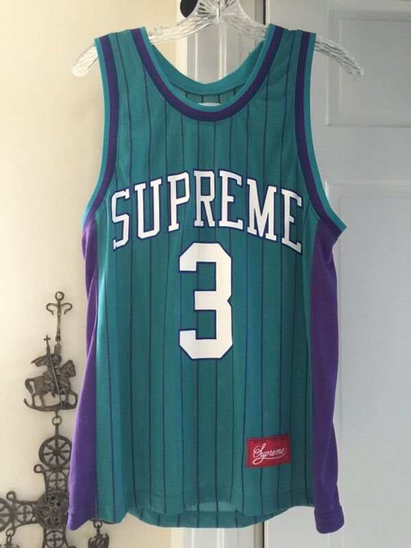 85faaa64e0b New and Used Supreme jersey for Sale in Jupiter, FL - OfferUp
