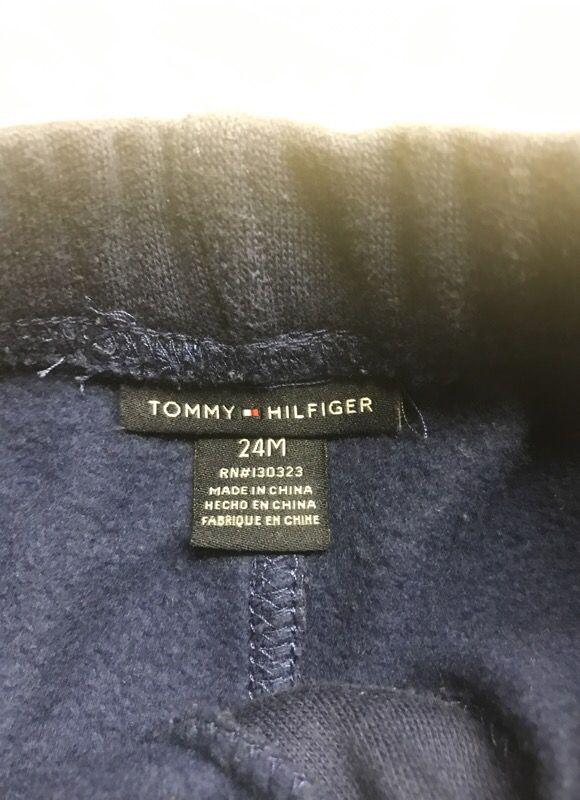 Tommy Hilfiger sweats