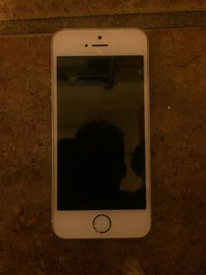 iPhone 5 se for Sale in Washington, DC