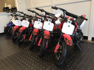 125cc Pit Bike/ Dirt Bike NEW for Sale in San Francisco, CA