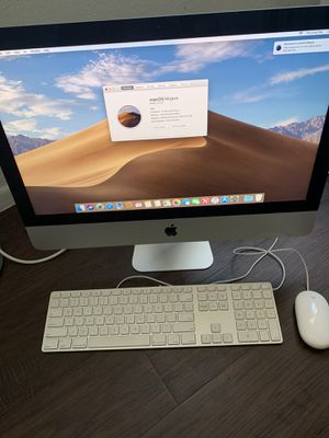 iMac computer 1TB late 2013 for Sale in Long Beach, CA