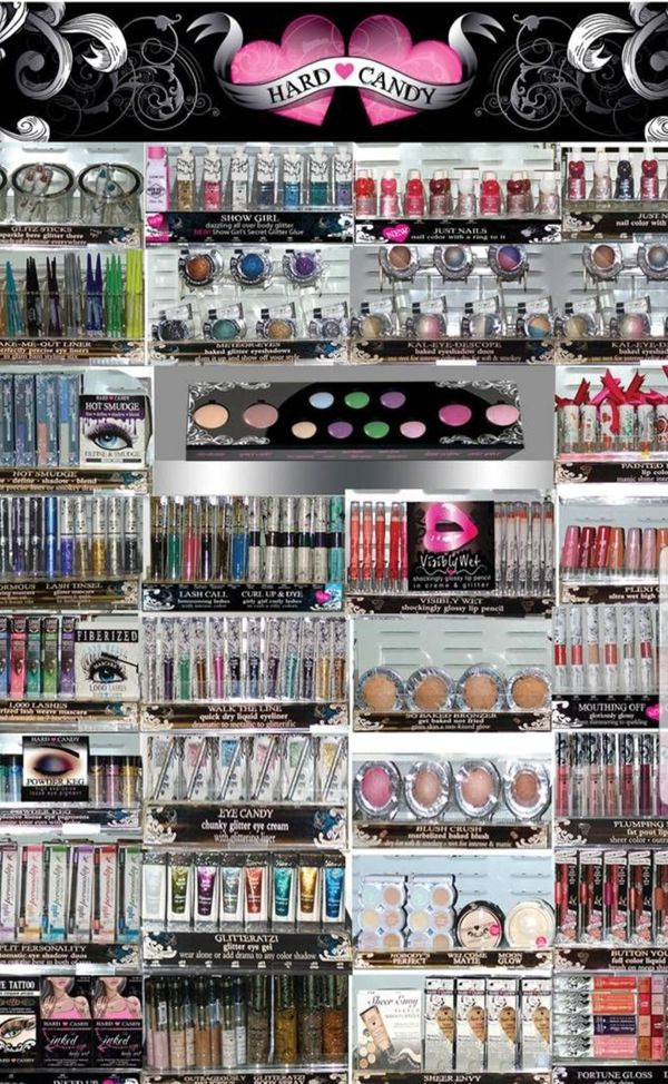 Hard Candy makeup & Jewelry Gift Set