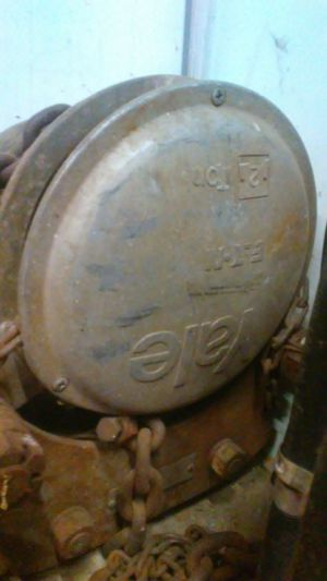 Yale 2Ton Pully Hoist for Sale in Portland, OR