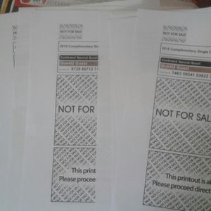 7 seaworld tickets for Sale in Tampa, FL