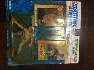 Baltimore Orioles Cal Ripken Jr Starting Lineup 1993 collectible action figure for Sale in Mesa, AZ