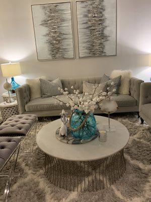 Marble coffee table for Sale in Fairfax, VA