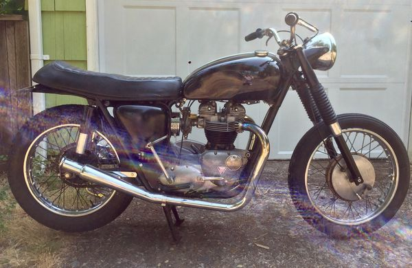1967 Triumph Tr6r Tiger 650 For Sale In Portland Or Offerup