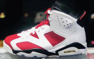 "cb5564baa802dc Jordan 6 Retro ""Carmine"" for Sale in Killeen"