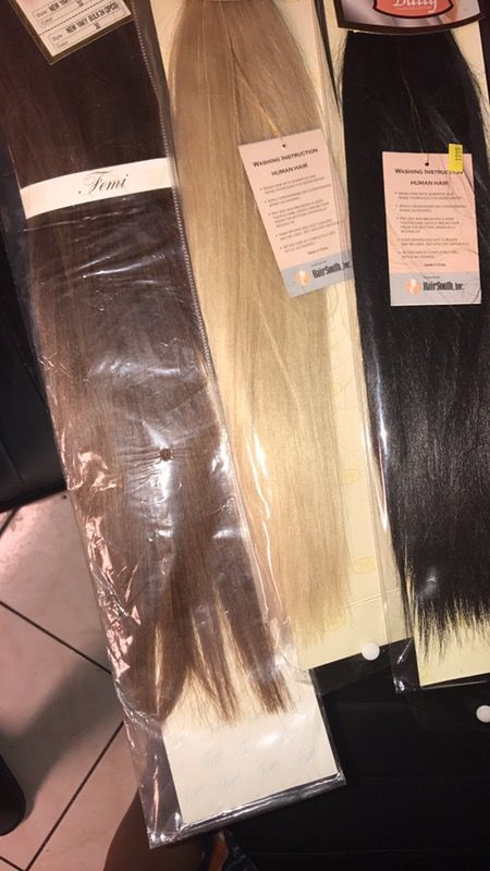 Fusin Hair Extensions From 65 To 95 For Sale In Tampa Fl Offerup