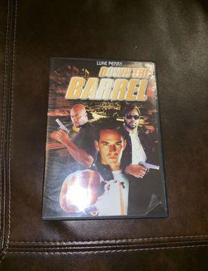 Photo Down The Barrel DVD