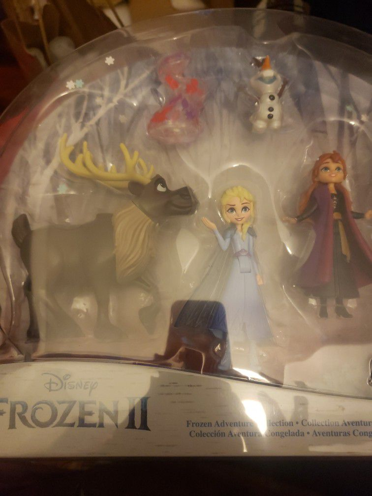 Frozen 2 Adventure Collection