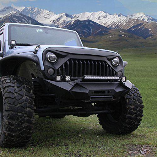 Jeep Wrangler Topfire Bumper For Sale In Houston, TX