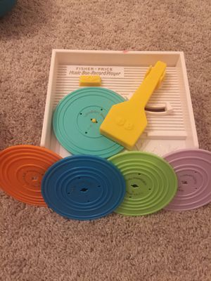 Music box, toddler baby toy for Sale in Herndon, VA