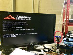 "Acer monitor 19.5"" LED anti-glare for Sale in Cape Coral, FL"