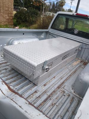 Photo Tool box for small truck