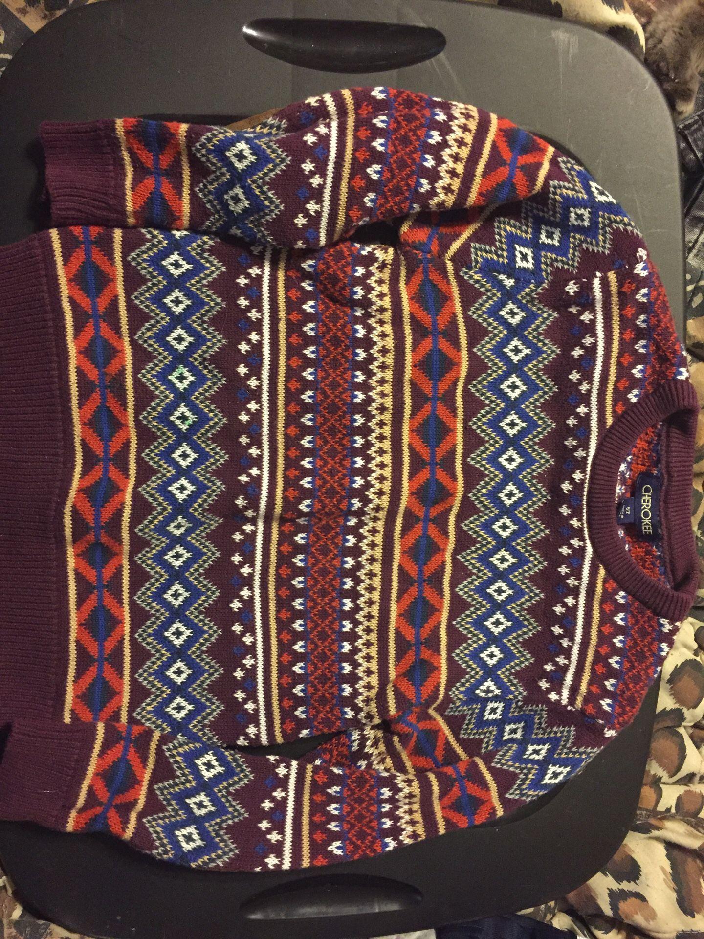 Boys Cherokee 5t sweater