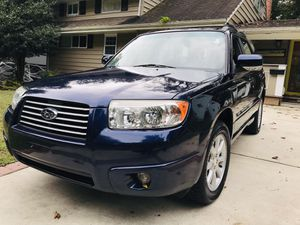 2006 Subaru Forester 2.5L AWD for Sale in Rockville, MD