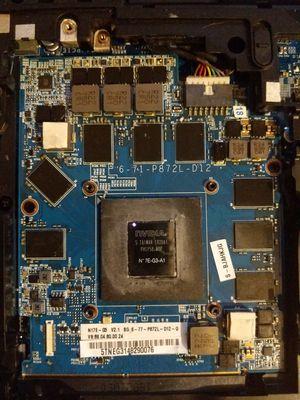 GTX 1080 GPU MXM 3 0B for Sale in Cleveland, OH - OfferUp