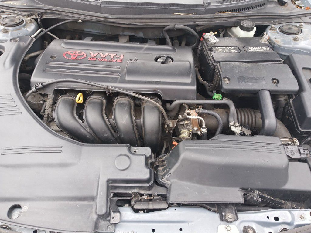 Parts car 2003 Toyota celica