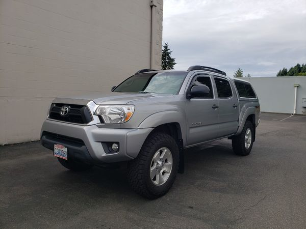 2014 Toyota Tacoma 4x4 TRD Off-Road for Sale in Bellevue, WA - OfferUp