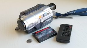 SONY 560x camcorder for Sale in Los Angeles, CA