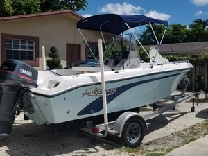 18ft Prosports center console with Yamaha 115hp for Sale in Davie, FL