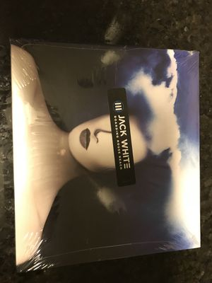 Jack White Boarding House Reach CD (unopened) for Sale in Austin, TX