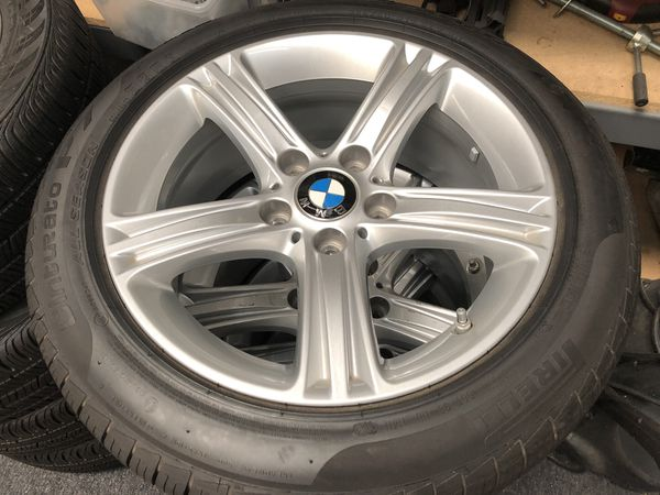 Bmw F30 Wheels Rims Tires Set 225 50 R17 17 320i 328i For Sale In